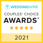 Complete Weddings + Events WeddingWire Couples' Choice Award Winner 2021
