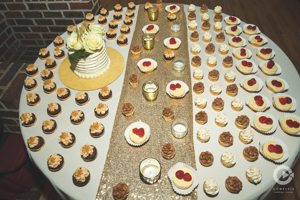 Outside of the Box Wedding Desserts