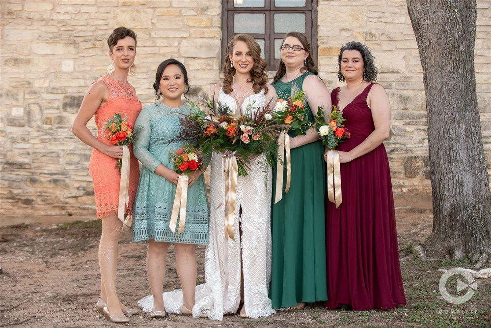 Adding Up the Costs of Being a Bridesmaid in Houston