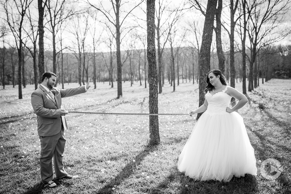 Paige & Anthony Micro Wedding Manhattan Kansas