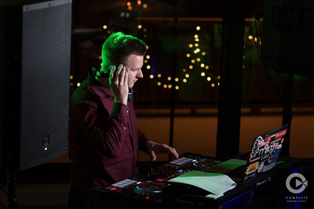 Central Nebraska DJ - Complete Weddings + Events
