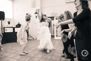 Flanders Hotel, Ocean City NJ, Wedding Dancing