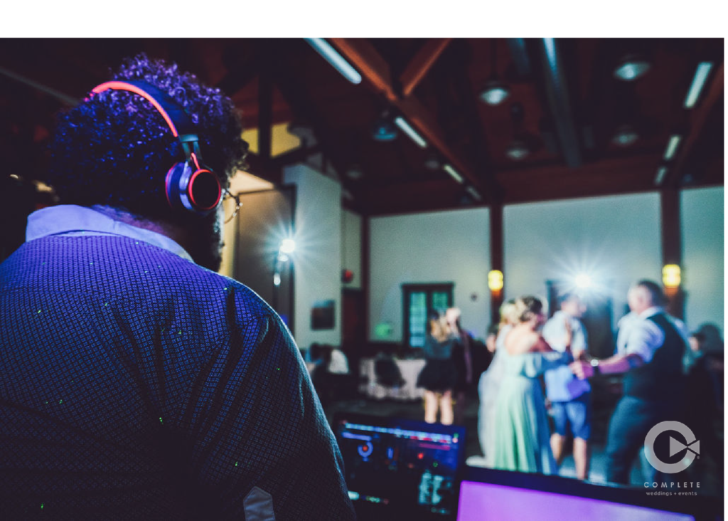 Sioux Falls Wedding DJ