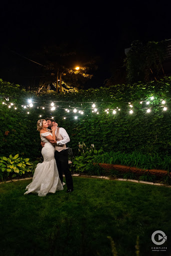 Tampa Wedding Lighting