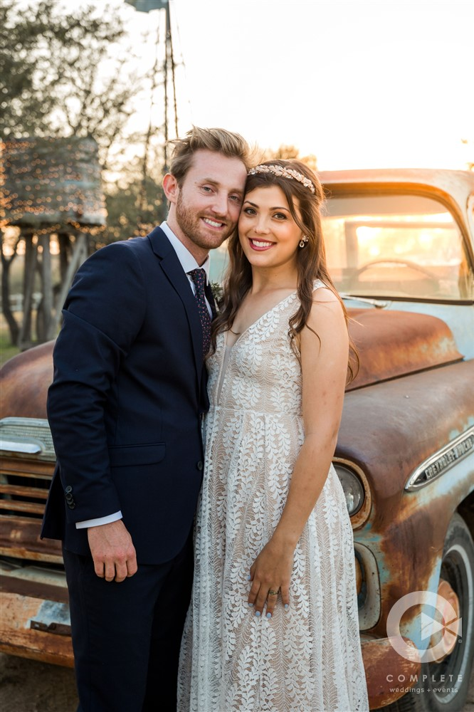 Texas Wedding Car